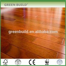 Nouveau plancher en bois de jatoba en bois américain