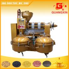 Expulseur automatique d'huile de soja de machine à huile modèle Yzlxq140