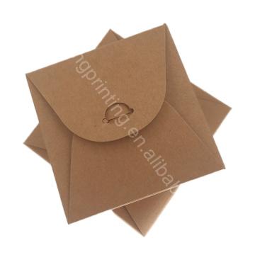 Подгонянный Логос Широко Используется Высокое Качество Коробка Бумаги Kraft Упаковывая