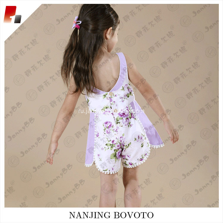 Wholesale little baby clothes romper newborn