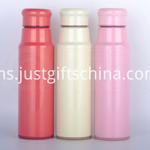 Promotional 380ml Printed stainless steel Thermos Cup