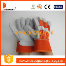 Cow Split Leather Welder Working Gloves Dlc210