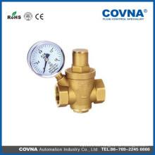 Forjado de latón de aire de vapor de presión de agua de reducción de la válvula de precio