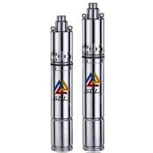 (YQGD1.0-50-0.28kw) bomba de parafuso 4 polegadas profundo submersível de água do poço