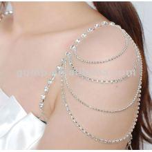 wedding bridal rhinestone bra strap ( GBRD0149)