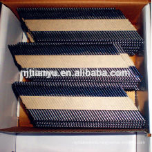 Paper strip nails 34 degree paper strip nails Manufacturer 2.8X50 mm Clipped D head framing nails