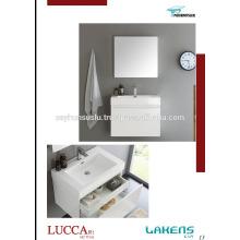 2017 Desing Einfache Ekonomic Badezimmer Eitelkeit mit unsichtbaren Schublade Schrank