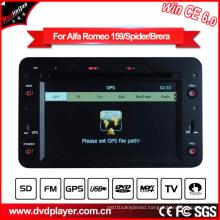Car DVD Player Alfa Romeo 159/Spider /Brera DVD Navigation
