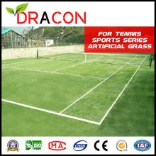 Plastic Artificial Grass Mat Synthetic Tennis Turf (G-2045)