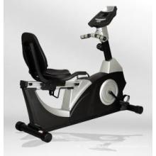 Vélo couché commercial de gymnastique d'équipement de forme physique pour la vente chaude