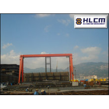 Astillero Gantry Crane 08 con SGS