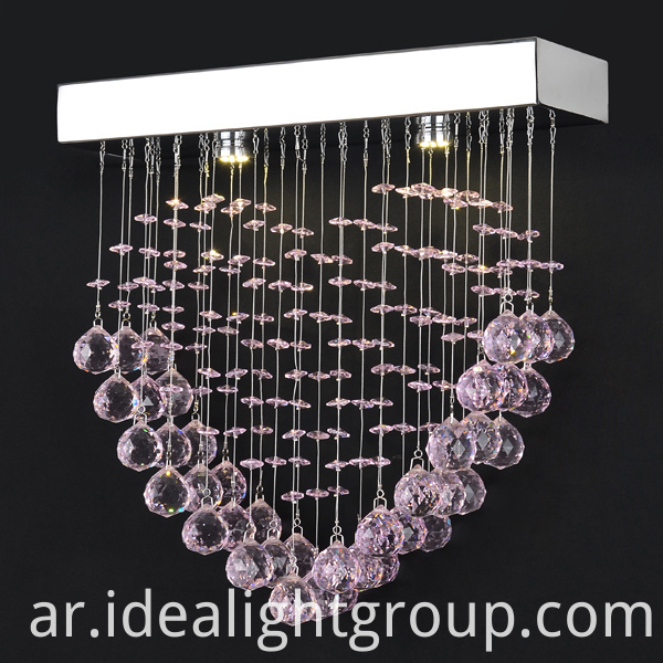 weddings led chandelier