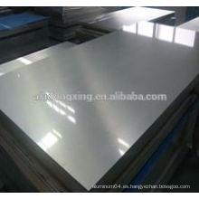 Aleación de chapa / chapa de aluminio 5154 para la construcción