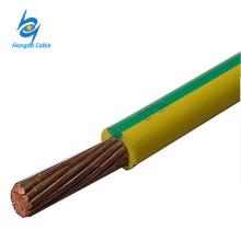 Cable de tierra del conductor de cobre 50MM2