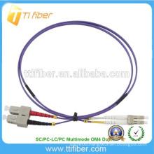 5M OM4 Fiber Optic Cable SC/LC