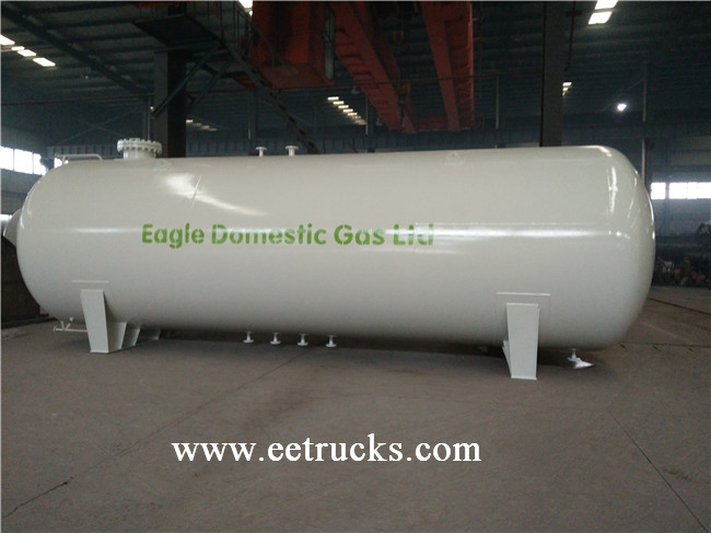 20 Ton LPG Storage Tanks