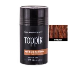Toppik Traitement de la chute des cheveux et fibres de renforcement des cheveux pour épaissir les cheveux 12g (0.42OZ) Grammes