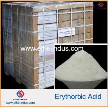 Ácido Erythorbic do produto comestível de Antioxidants (CAS: 6381-77-7)