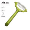 Кухонные принадлежности/кухня гаджет для Керамические Овощечистка с Streight ручкой