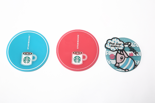 Fashion Design sous-verres cafés