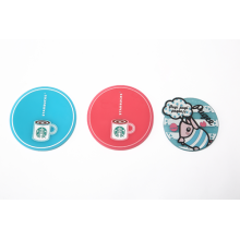 Full Color Painting Coaster Cup