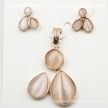 Bijoux en imitation en acier inoxydable pour décoration
