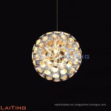 restaurante pequeña lámpara colgante de cristal / bar lámpara de araña de cristal LT-12715