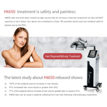 Máquina de regeneración de cabello rápida Sincoheren