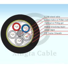 Preço de Fábrica Fibra Óptica Cabo (GYSTS)