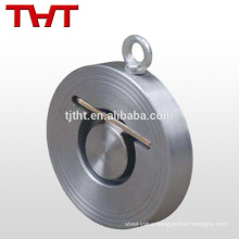 single disc wafer swing 6 swing backflow wafer check valve dimensions cost