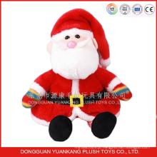 boneca feita sob encomenda do luxuoso de Papai Noel