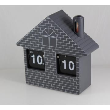 House Mode Flip Clock on Table
