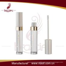 Baixo custo de alta qualidade vazio pequeno tubo de brilho labial pequeno