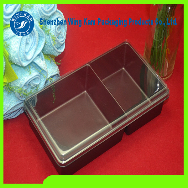 2 Dipartimenti PP Microsafe Lunch Tray
