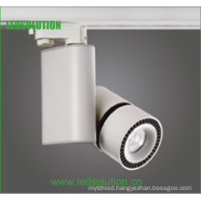 TUV CE RoHS ERP SAA White and Black Surface 1 2 3 Circuit 12W 25W 35W 45W COB 90ra LED Track Light with Globle Adapter