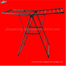 New High Quality Drying Hanger Elliptic Type Tube Clothes Rack