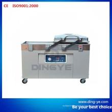 Máquina de embalaje de vacío de alimentos de doble cámara (DZQ500-2SB)