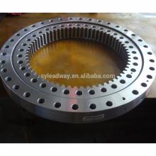 internal gear slewing bearing for hitachi excavator