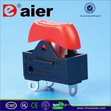 Secador de pelo Interruptor basculante con cubierta