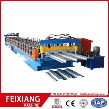 Aluminum Metal Floor Decking Sheet Making Machine