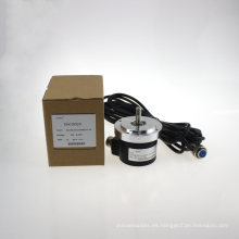 Encoder rotativo incremental de eje sólido Isc7008 de 8 mm (1024PPR)