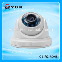 1080P CVI Camera 1920 * 1080 @ 50fps, 10 m de vision nocturne mini dome en plastique Système de caméra CCTV