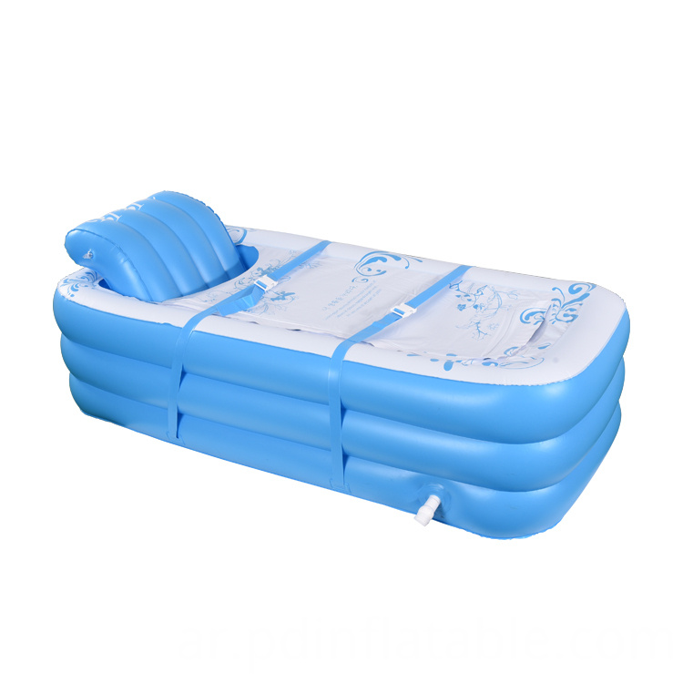 Prtable Inflatable Tub For Adults