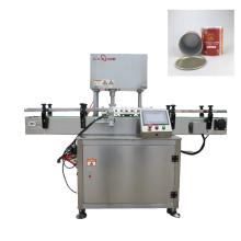 machine à emballer de bridage de tube de papier de boîte de papier