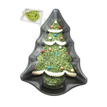 Molde para hornear de forma de árbol de navidad antiadherente