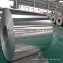 Bobine en aluminium recouverte de couleurs avec des prix compétitifs