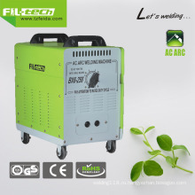 Профессиональный сварочный трансформатор переменного тока (BX6-160-1 / 200-1 / 250-1 / 300-1 / 400-1 / 500-1)