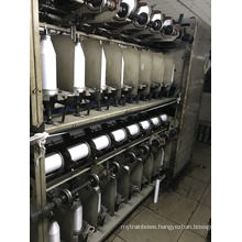 Japan Muratec 310f Two-for One Twister 256 Spindles Running Yarn Textile Machinery