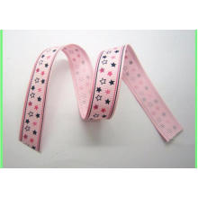 Factory Wholesale 100% Polyester Double Faced Woven Edge Satin Ribbon
