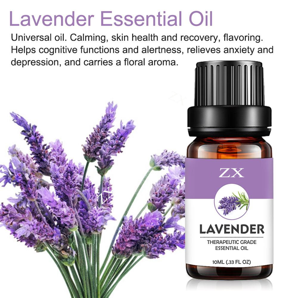lavender oil for scar